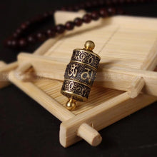 Tibetian amulet pendant making your wish Granted