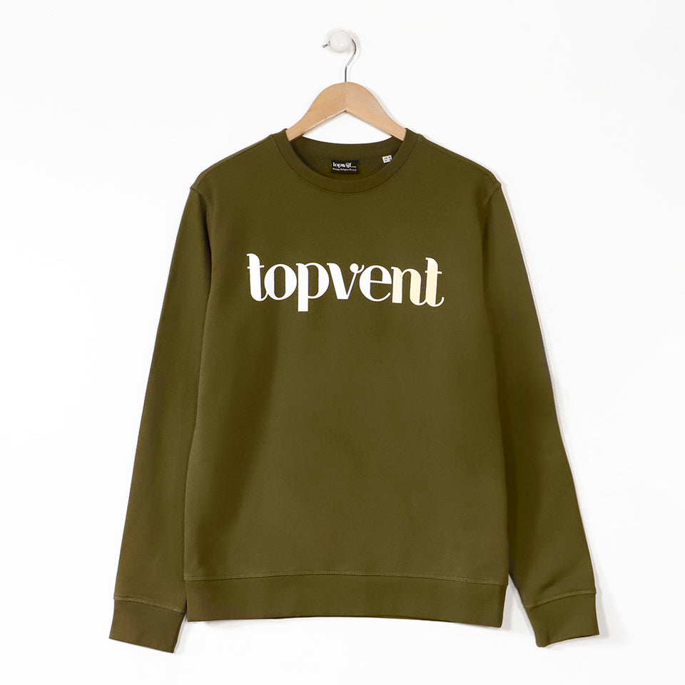 Topvent Sweater Kaki