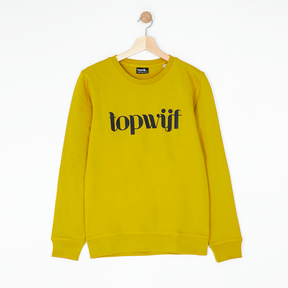 Topwijf Sweater Oker Limited