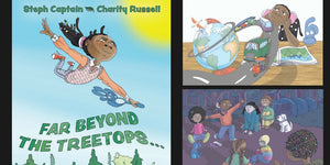 Kids Encouraged to Explore the World Through Book Aimed at Chasing Big Dreams