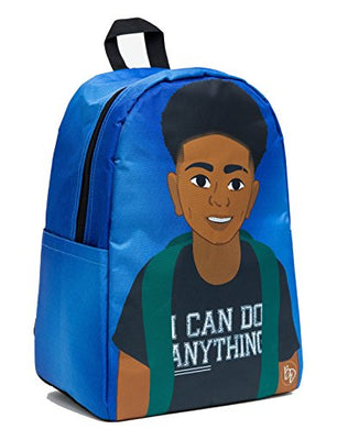 CJ African American Laptop Backpacks I Can Do Anything (Youth 15