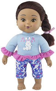 Positively Perfect Ava Hispanic Toddler Doll, 14.5""