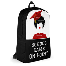 School Game On Point Deluxe Backpack (Girl)
