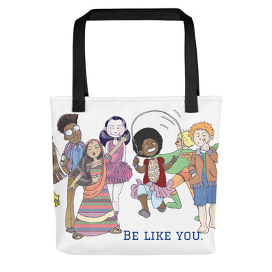 Be Like You Tote bag