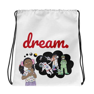 Dream Drawstring Bag