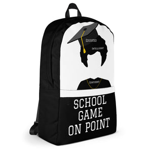 School Game On Point Deluxe Backpack