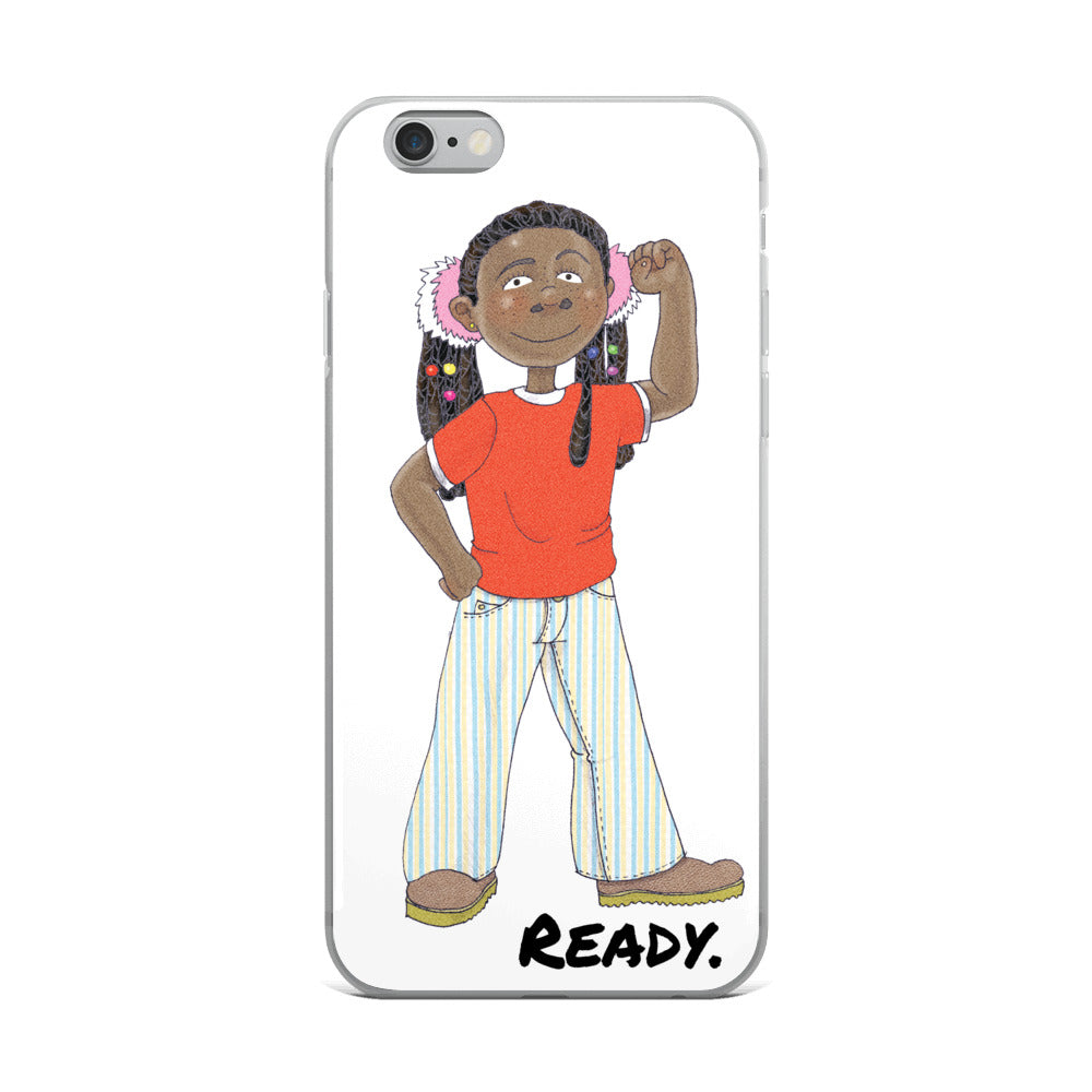 Ready iPhone Case