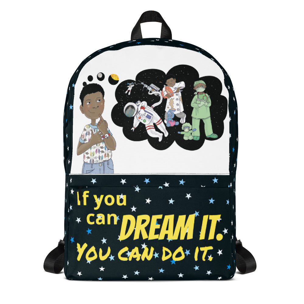 Dream Deluxe Backpack (Boy)