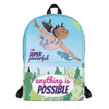 Super Powerful Deluxe Backpack