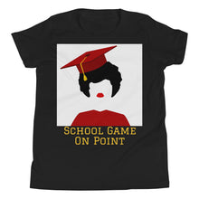 School Game On Point Short Sleeve T-Shirt (Youth)