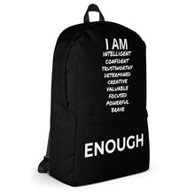 I AM ENOUGH Backpack