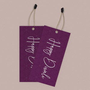 Happy Diwali gift/bag tags <br/> (set of 10)