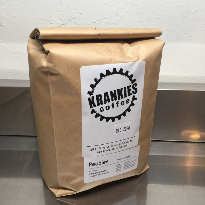 French Roast - 2 lb Bulk Bag
