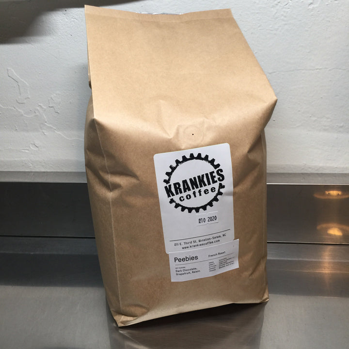 French Roast - 5 lb Bulk Bag