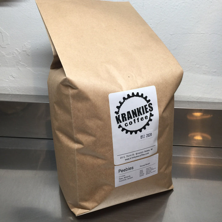 House Roast - 5 lb Bulk Bag