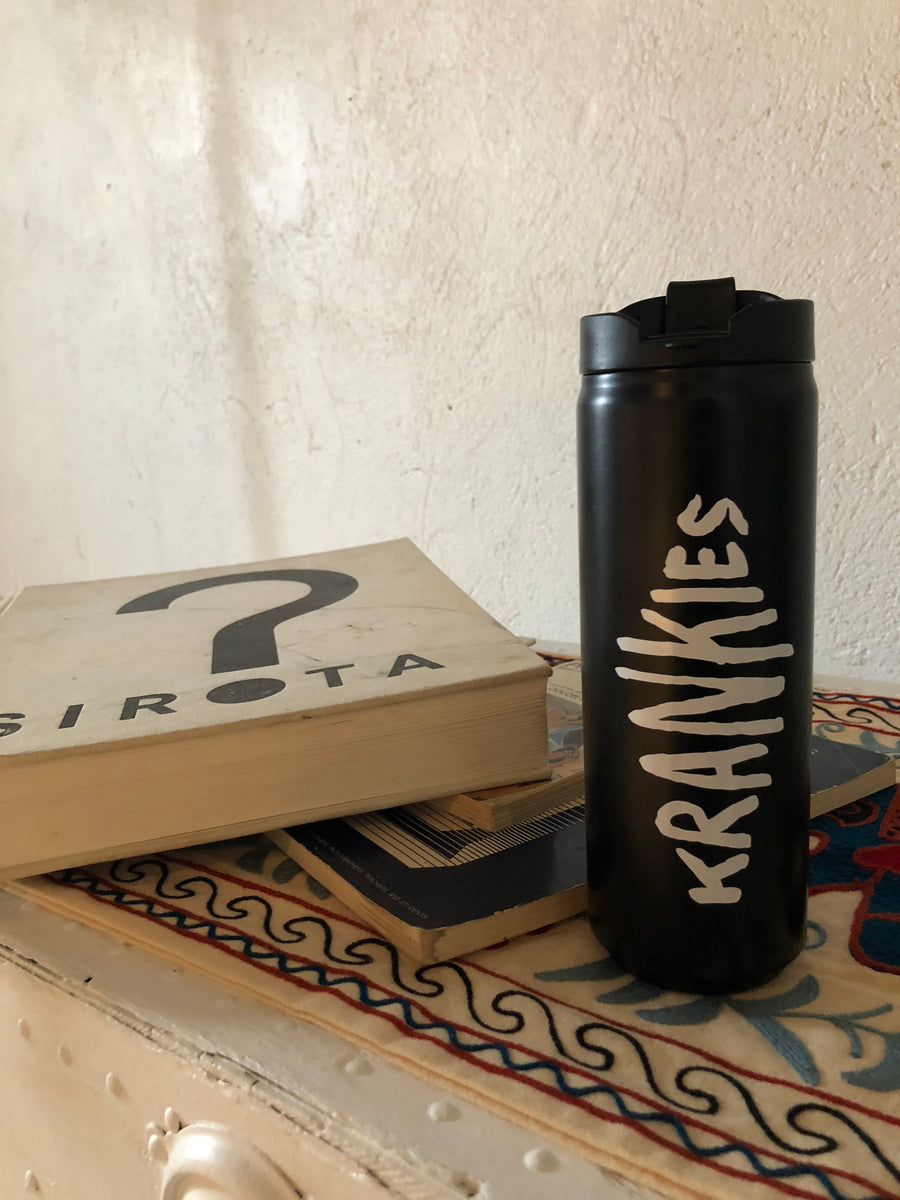 Krankies Travel Mug