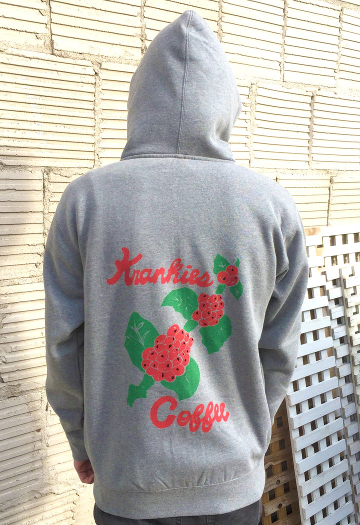 Heavyweight Coffee Cherry Hoodie