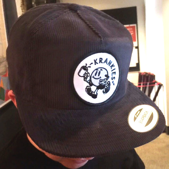 Coffee Guy Snapback Hat