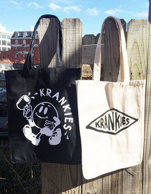 Krankies Tote Bag
