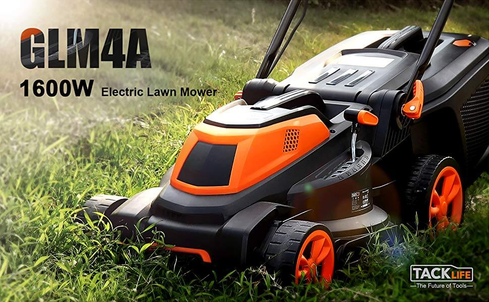 TACKLIFE Lawnmower