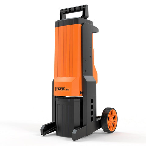 Garden Shredder, Wood Chipper, 2500W Power, Max 40mm Cutting Capacity- PWS02A