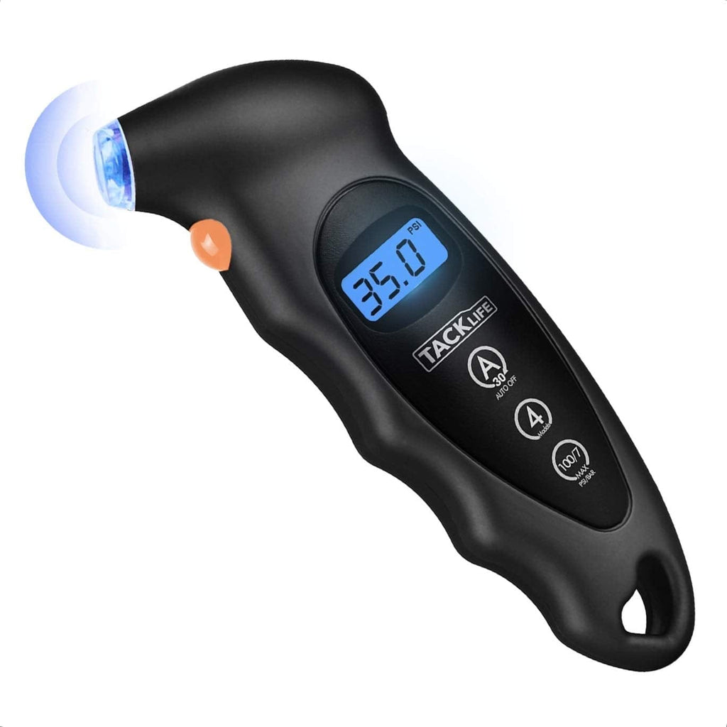 Digital Tire Pressure Gauge 150 PSI 4 Settings - TG-01