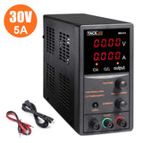 DC Power Supply Variable, Switching DC Regulated Power Supply with 4 Digital LCD Display (0-30V/0-5A) - MDC01