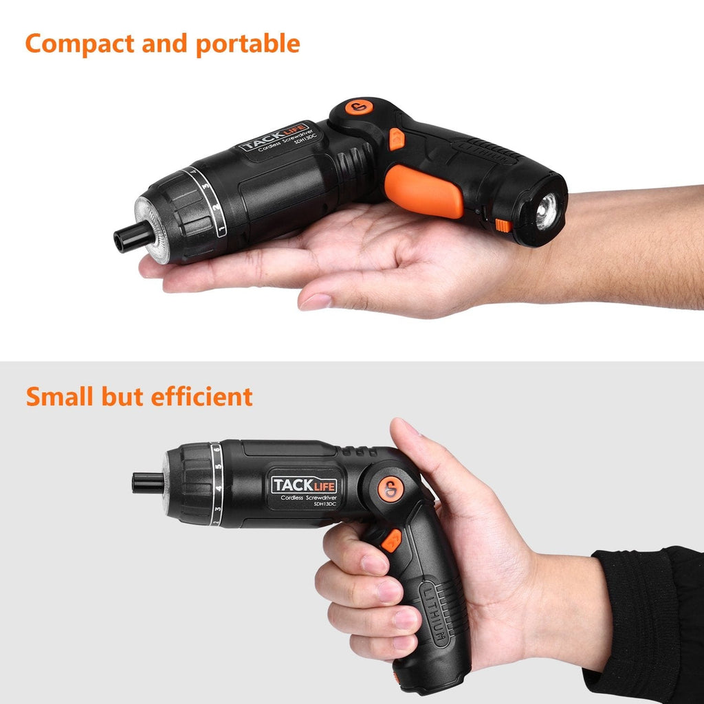 Electric Screwdriver 3.6V Cordless Rechargeable Screwdriver-SDH13DC
