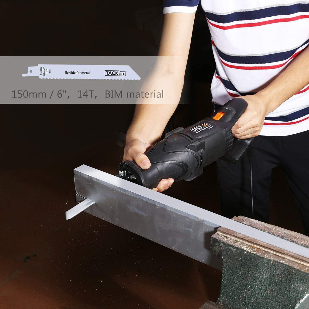 Classic Reciprocating Saw Sawzall with Rotary Handle - RPRS01A