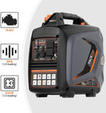 TACKLIFE Portable Inverter Generator, 2250W, Outdoor Inverter Generator 4L- TKGT18