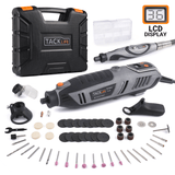 Rotary Tool Kit 1.8 Amp 200W with Digital LCD Display - RTD37AC
