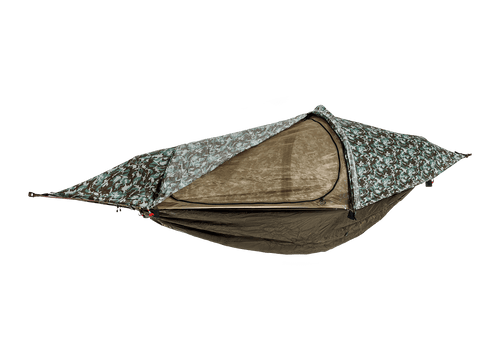 flying tent camo