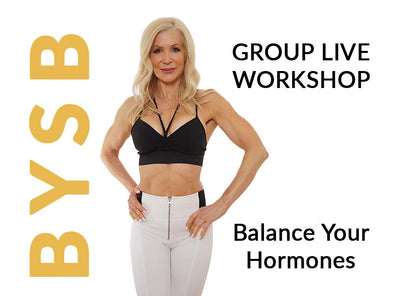 BYSB 2 Hour Group Workshop - Balance Your Hormones (2pm - Sun 30th Sept 2018)