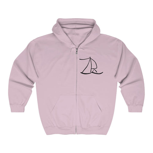 ZR Unisex Zip-up