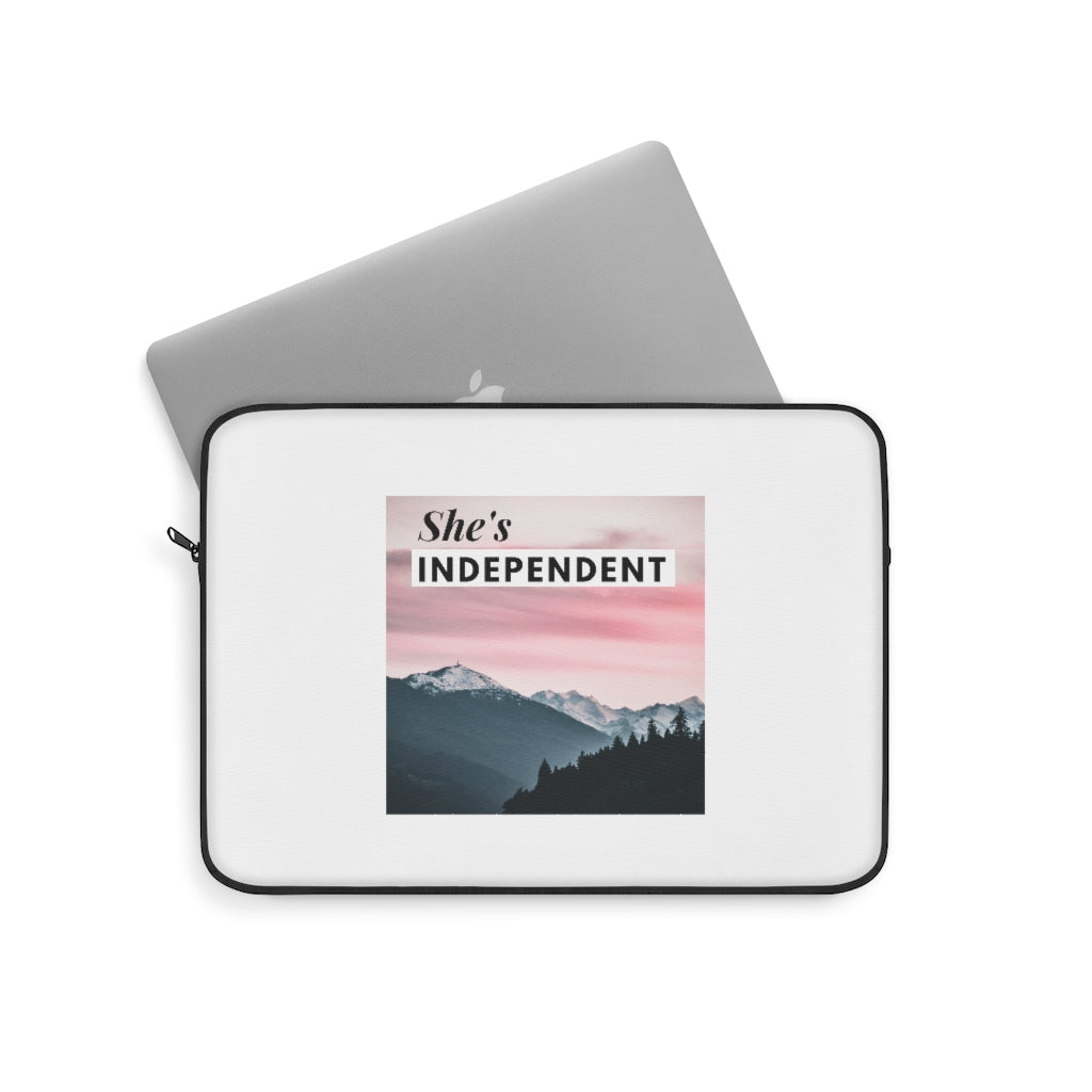 Mountain Laptop Sleeve