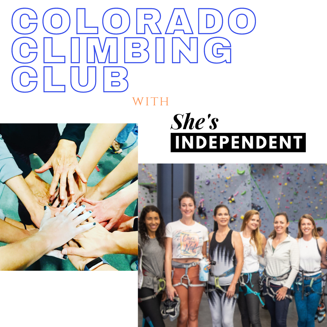 Colorado Climbing Club!