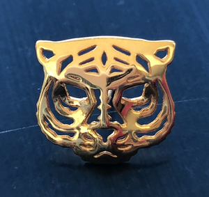 Be Independent with our Tiger Studs