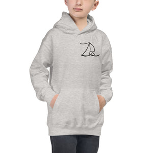 Open image in slideshow, Fly High Kid's Hoodie