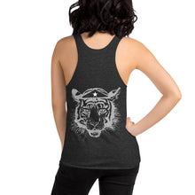 Load image into Gallery viewer, Statement Tri-Blend Racerback Tank
