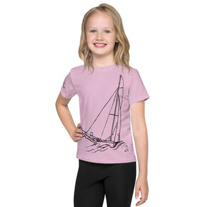 Open image in slideshow, ZR Full-Print Kids Tee