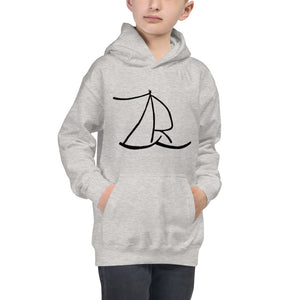Open image in slideshow, ZR Logo Kid's Hoodie