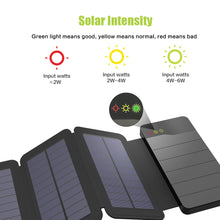 Batterie portable solaire - Charp Outdoor - Charp Shop