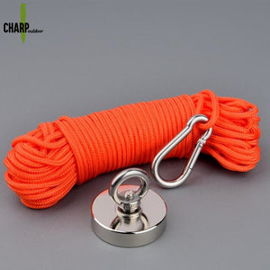 Kit Pêche à l'Aimant - 150Kg - Charp Outdoor - Charp Shop