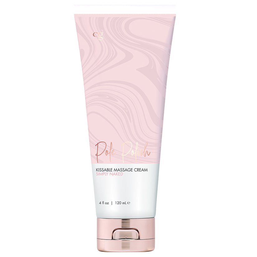 CG Pole Polish Kissable Massage Cream