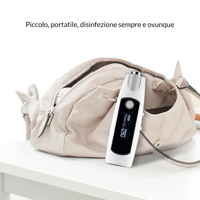 Torcia UV-C Tascabile