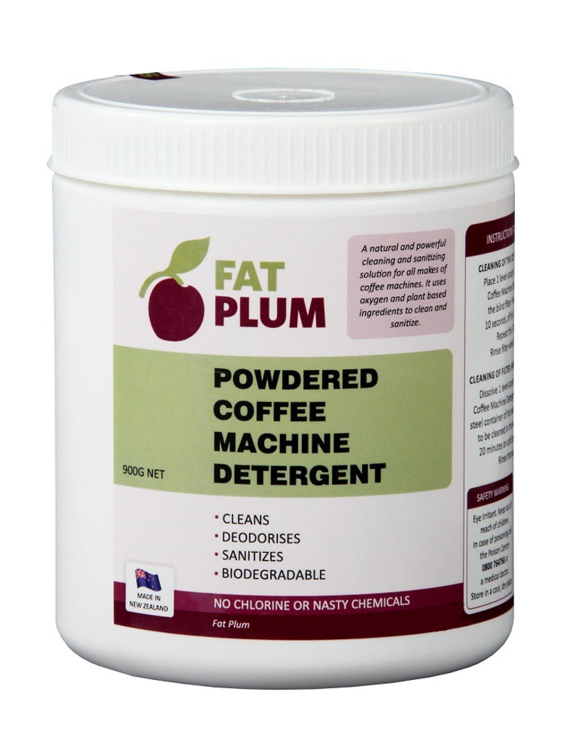 Fat Plum Espresso Machine Cleaner