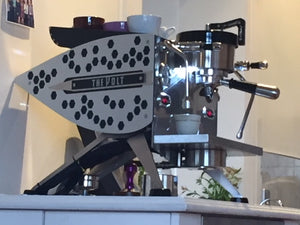 The VOLT Espresso Machine