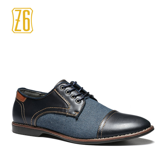2018 men casual shoes handmade breathable comfortable jeans Z6 brand men shoes #W3186-6