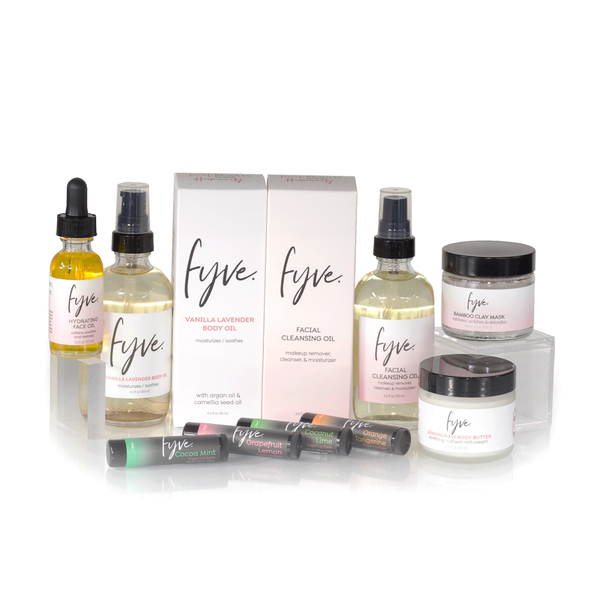 Fyve | Best Selling Items | Vegan and Cruelty-Free Beauty