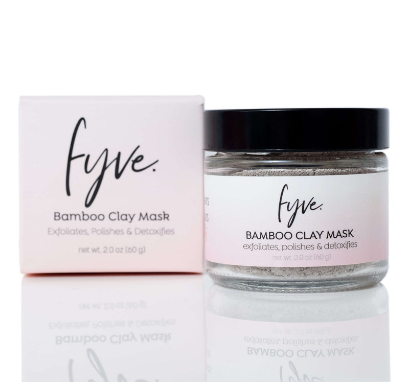 Bamboo Clay Mask - Fyve, Inc.